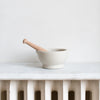 INGREDIENTS LDN iconic unglazed mortar and pestle
