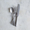 Stone Washed Baguette Flatware Set