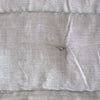 grey soft kapok filled quilt or mattress