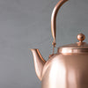 Japanese copper kettle