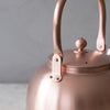 copper kettle detail