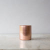 INGREDIENST LDN hand hammered copper cup