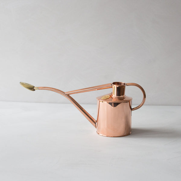 INGREDIENTS LDN heritage copper watering can