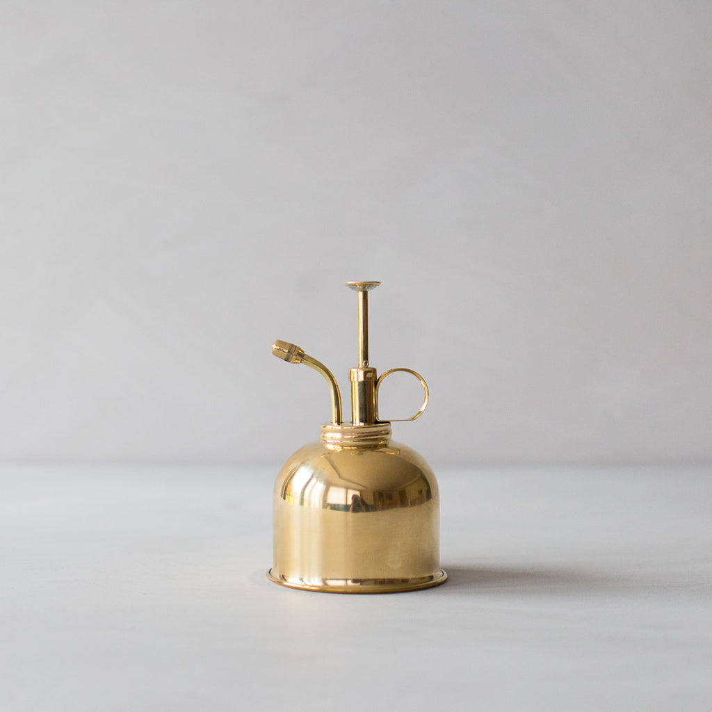 INGREDIENTS LDN heritage brass water mister