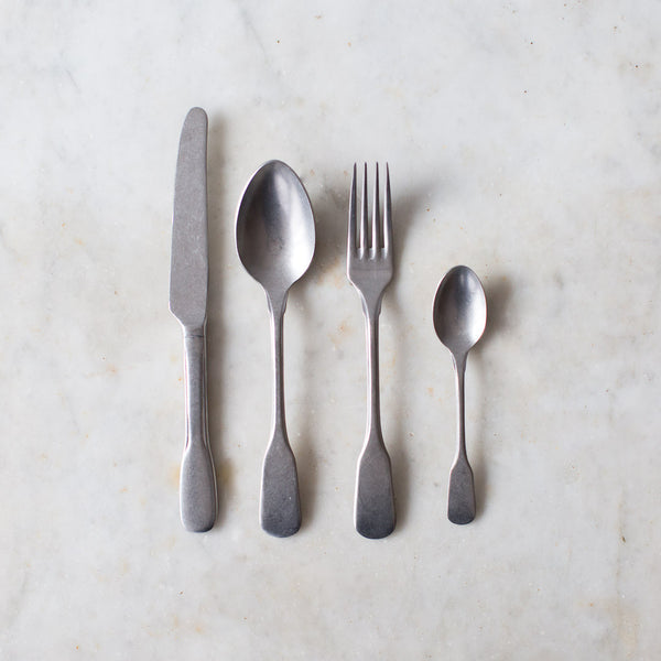 INGREDIENTS LDN Stone washed flatware set