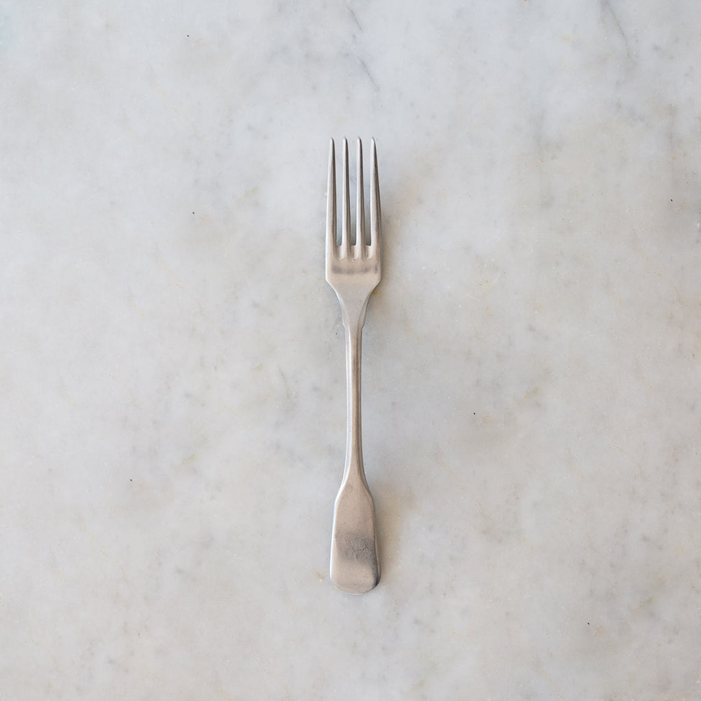 INGREDIENTS LDN stone washed dessert fork