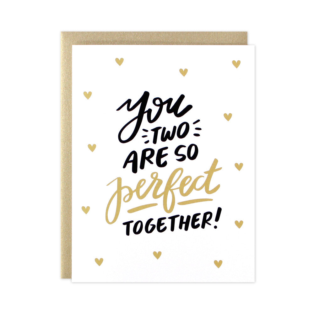 Perfect Together Card