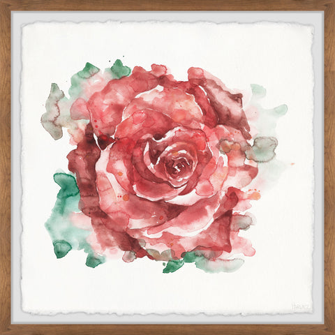 Red Rose Smudge