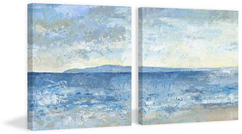 Massive Sea Diptych