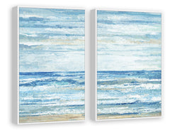 Shore Diptych