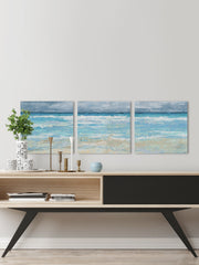 Tamed Sea Triptych