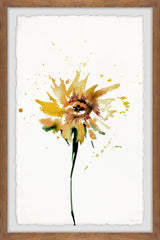 Sunflower Smudge