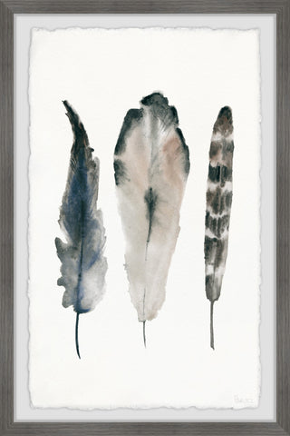 Textured Feathers