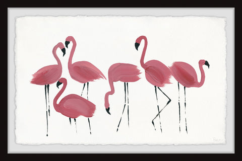 Flamingo Art