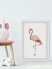 Dashing Flamingo Stand
