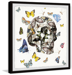 Butterfly Skull Escape