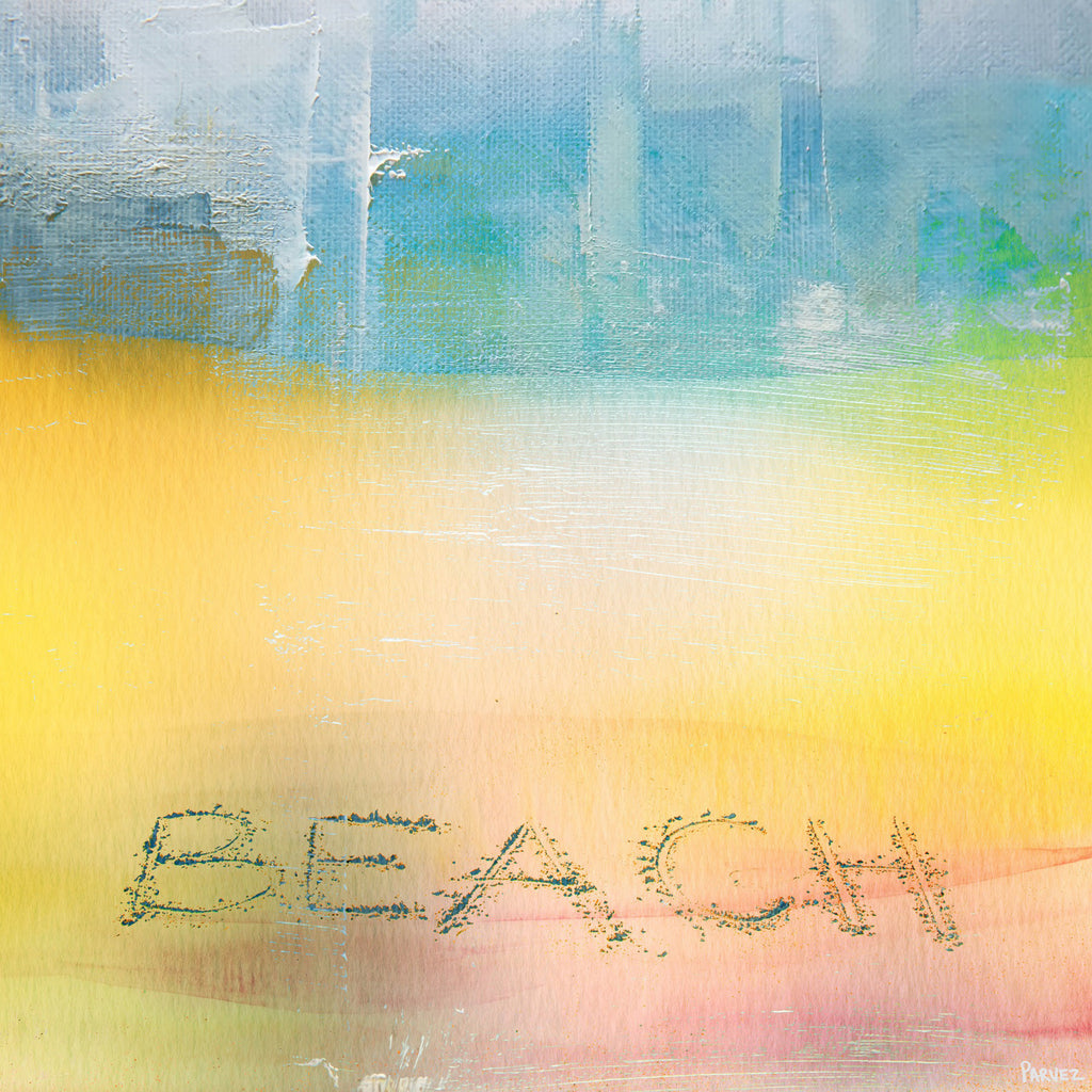 Beach Writing