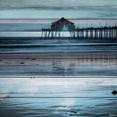 Reflection of the Pier