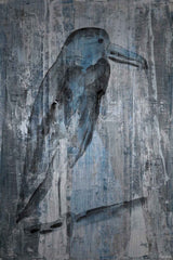 Blue-Grey Bird II