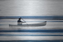Blue Lake Canoe