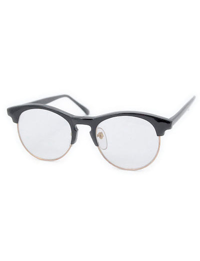 mortimer black sunglasses
