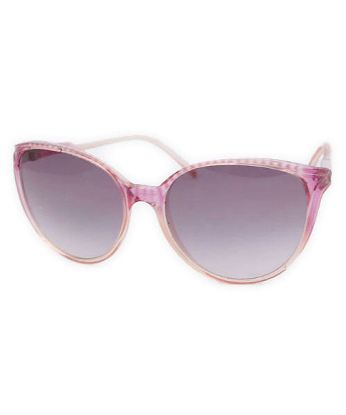 abelia purple sunglasses