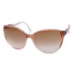 abelia brown sunglasses
