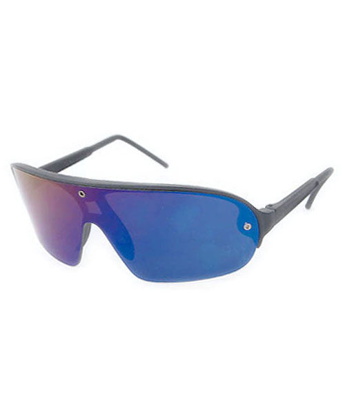 rush black sunglasses
