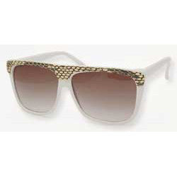 skin white sunglasses