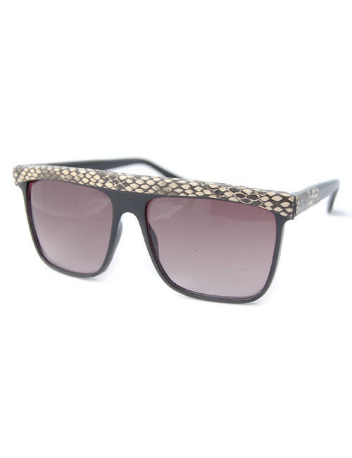 weho black sunglasses