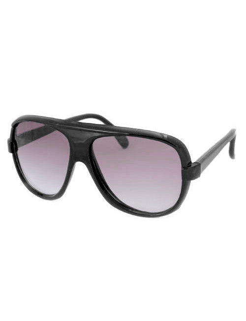 stud black sunglasses