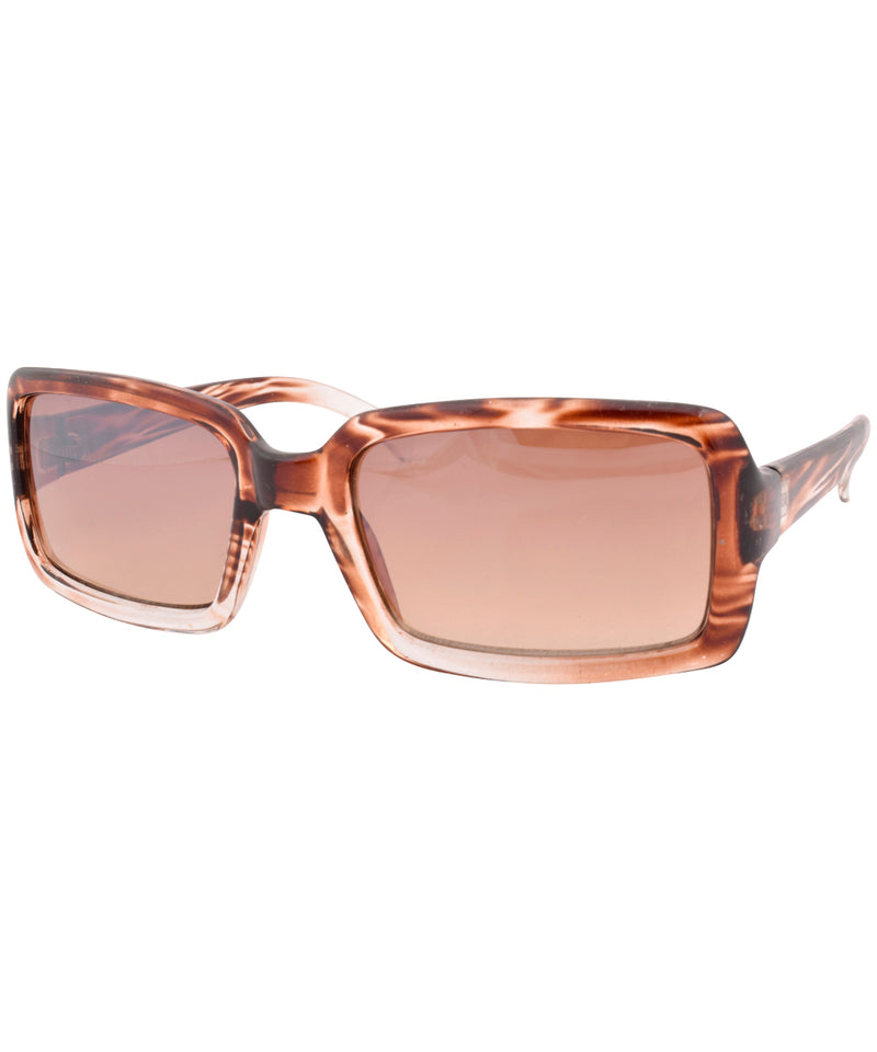 a one demi crystal sunglasses