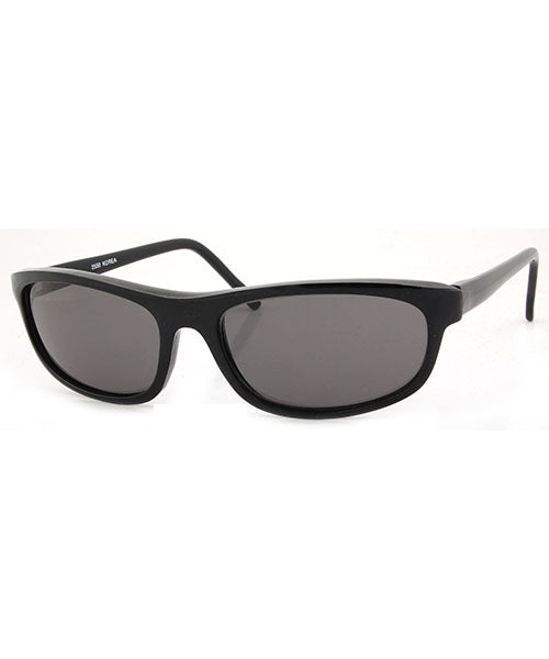 ADDER Black Mod Sunglasses