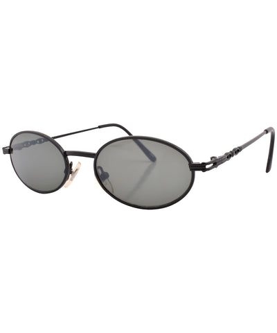 adelstein black sunglasses