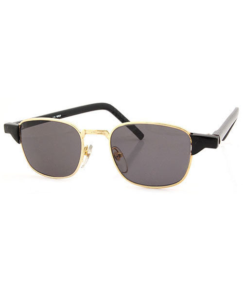 AILERON Black/SD Square Sunglasses