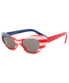allegiance red sunglasses