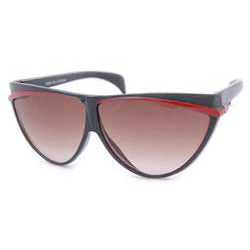 alleycat black red sunglasses