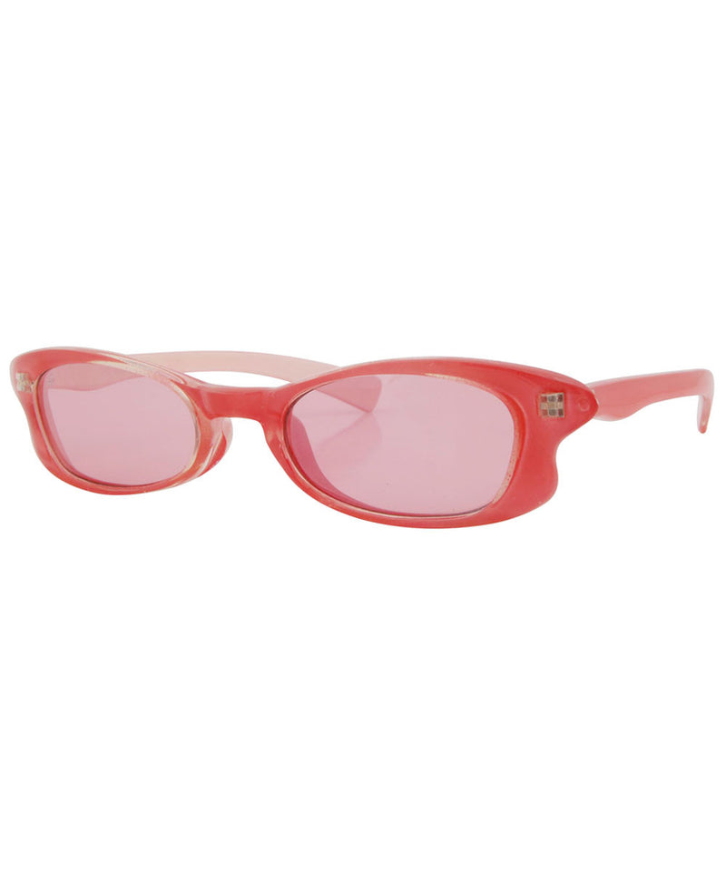 allsorts red sunglasses