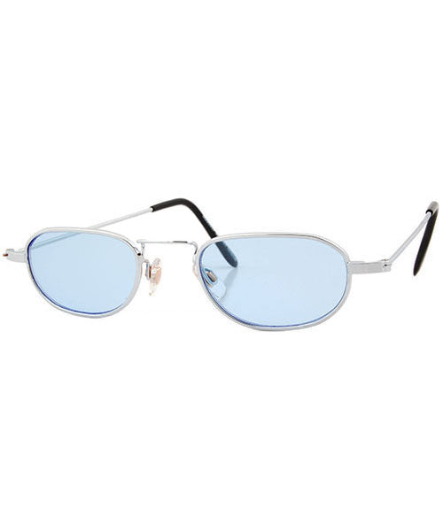 ALPEN Blue Micro Colored Sunglasses