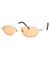 ALPEN Orange Micro Colored Sunglasses