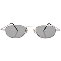 ALPEN Smoke Square Sunglasses