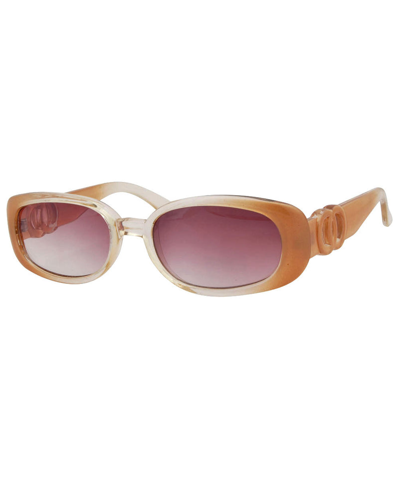 angels brown sunglasses