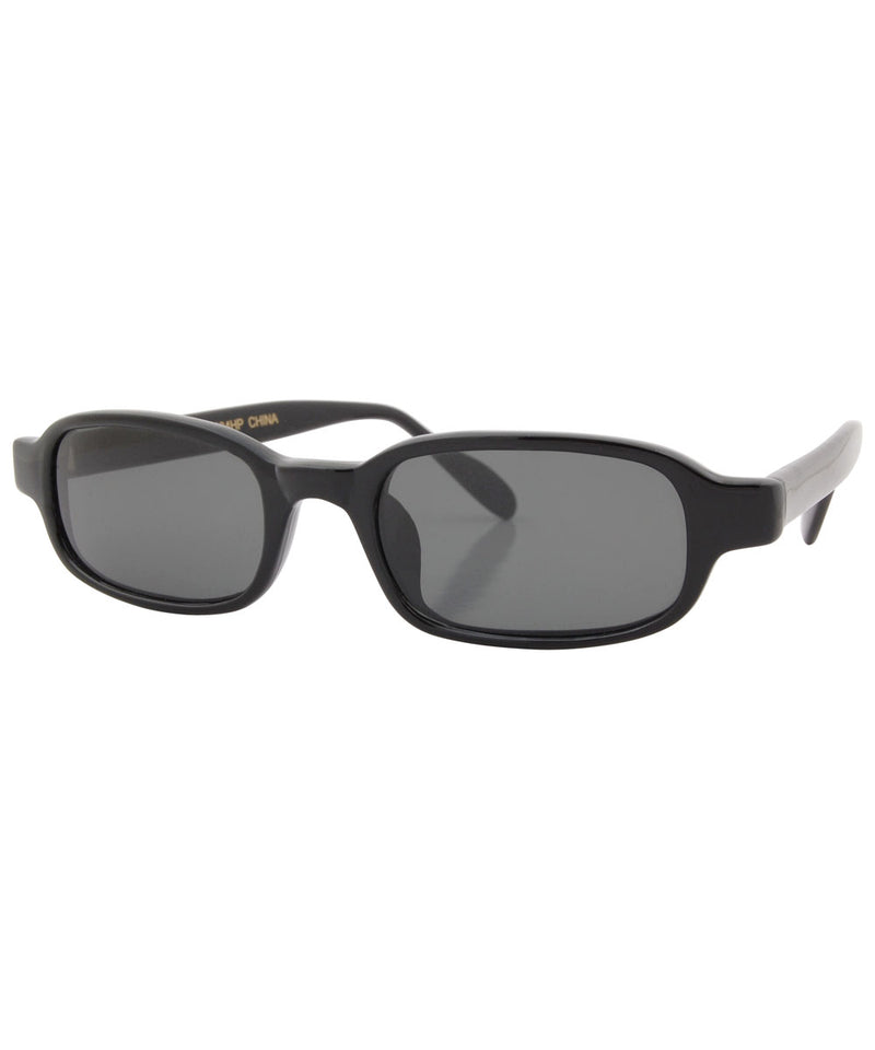 antelope black sunglasses