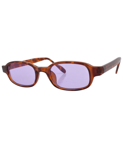antelope demi purple sunglasses