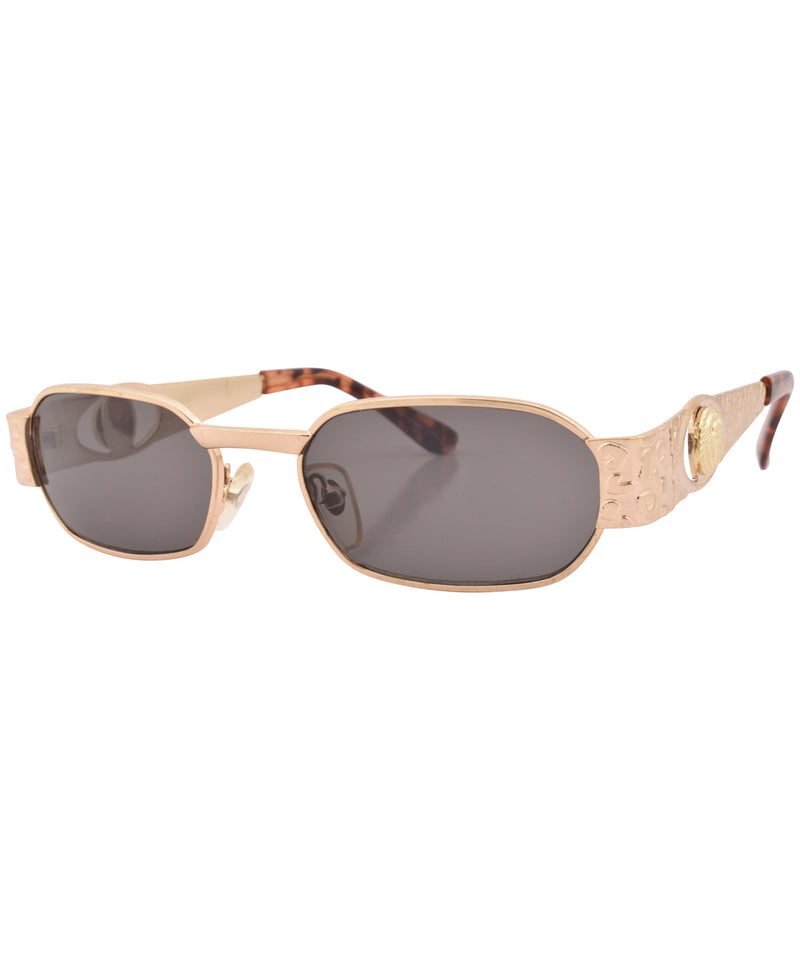 apes gold sunglasses