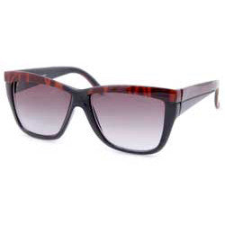 arabella black brown sunglasses