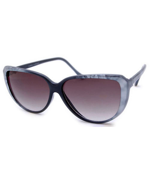 aster black gray sunglasses