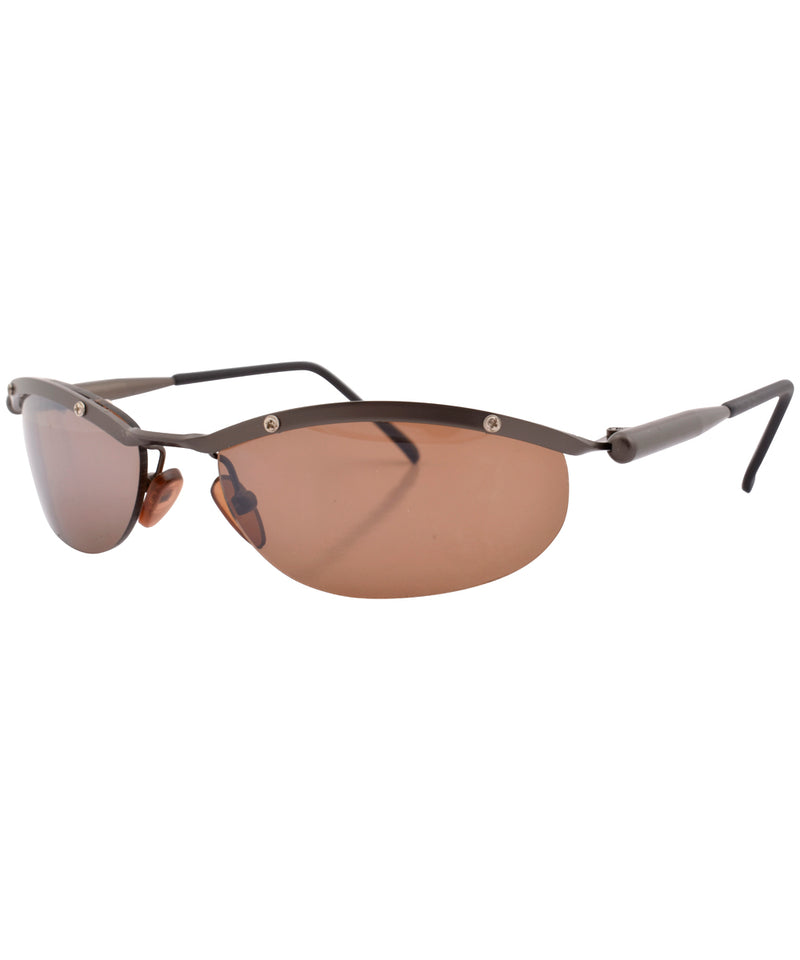 atlas brown sunglasses