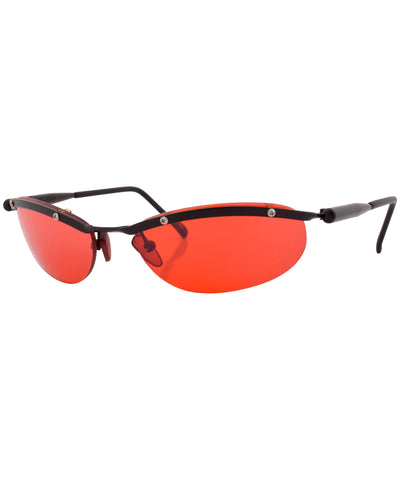 atlas red sunglasses