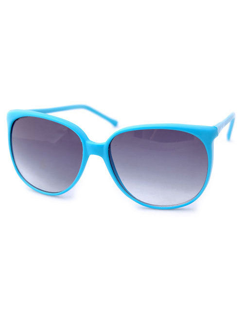 babe blue sunglasses